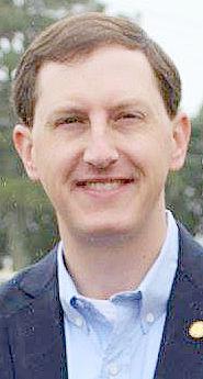 Sen. Clay Scofield, R- Red-Hill