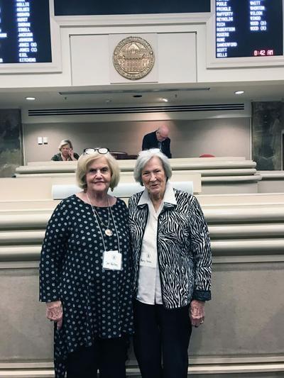 Silver-haired Legislature