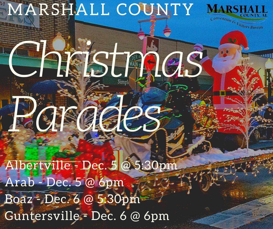 MC Christmas Parades
