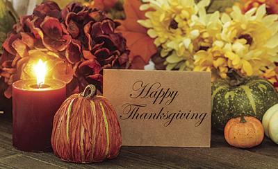 Albertville Community Thanksgiving Service