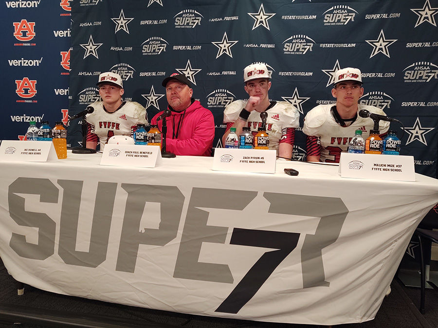 State champions' press conference