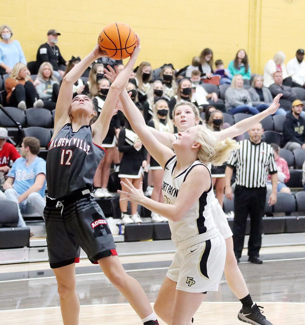 Greer grabs a rebound