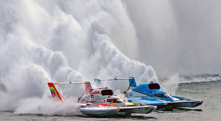 H1 drivers expect records to be set at Guntersville Lake HydroFest