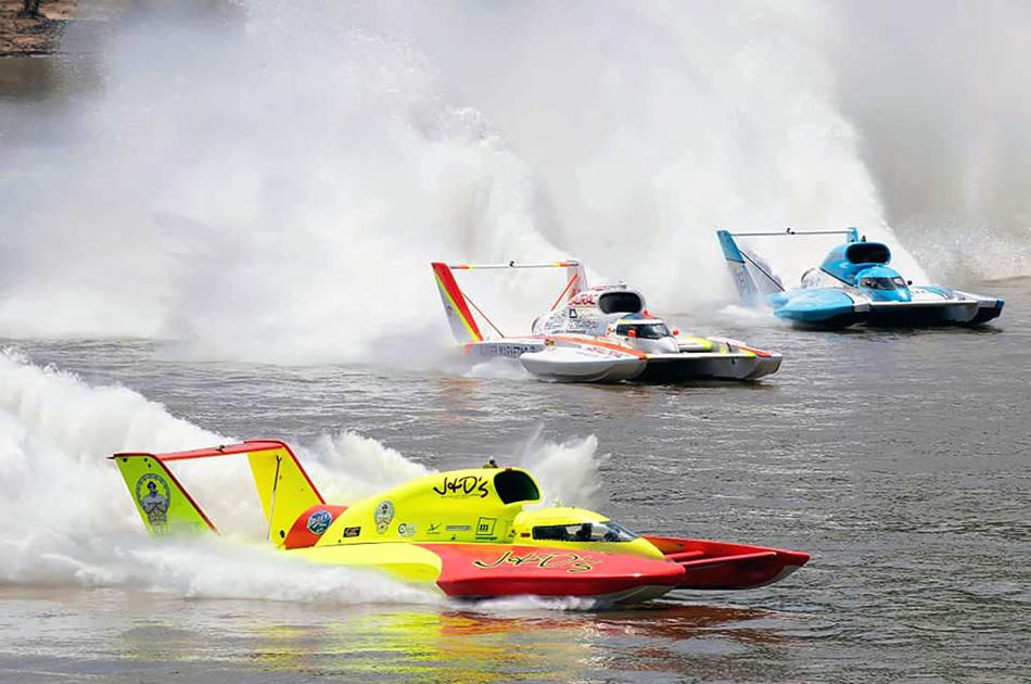 H1 Unlimited Hydroplanes set to test ahead of Southern Cup