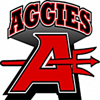 Albertville Aggies Logo