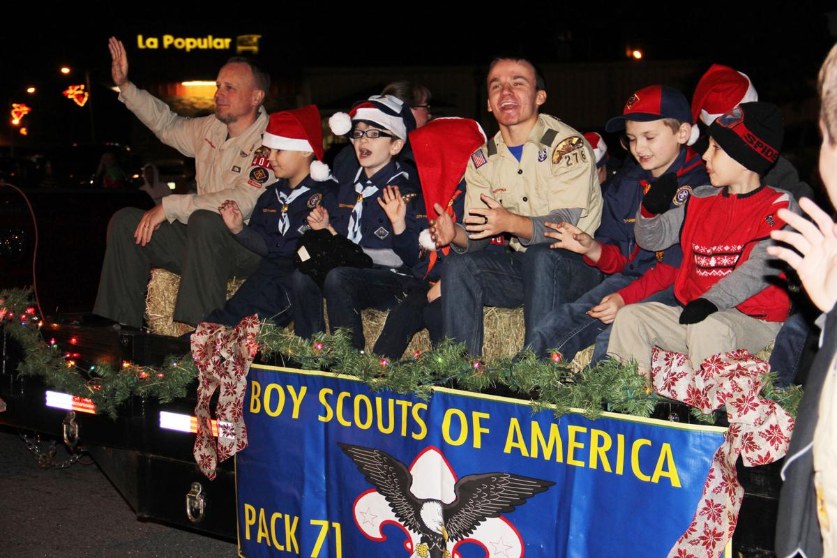 Albertville Christmas Parade 2020 Scenes from the Albertville Christmas parade   Free Share