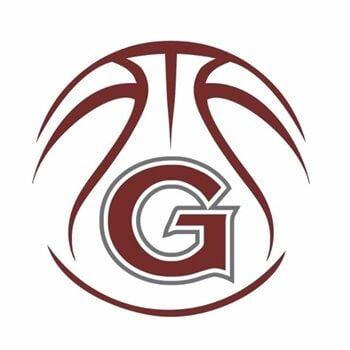 Guntersville basketball logo