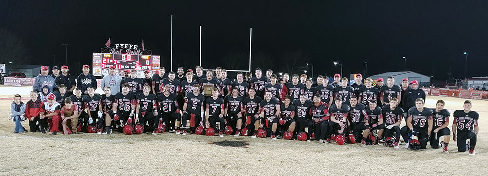 Fyffe advances to the Super 7