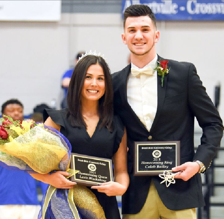 Snead State royalty