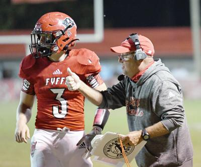 Five straight 10-0 regular seasons for Fyffe