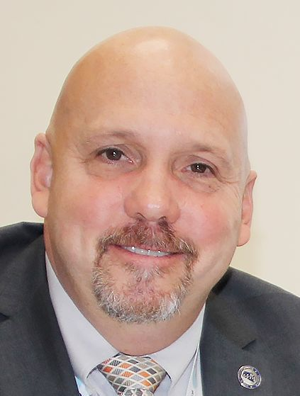 Albertville City Schools Superintendent Boyd English