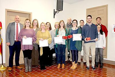 Albertville Teachers of the Year