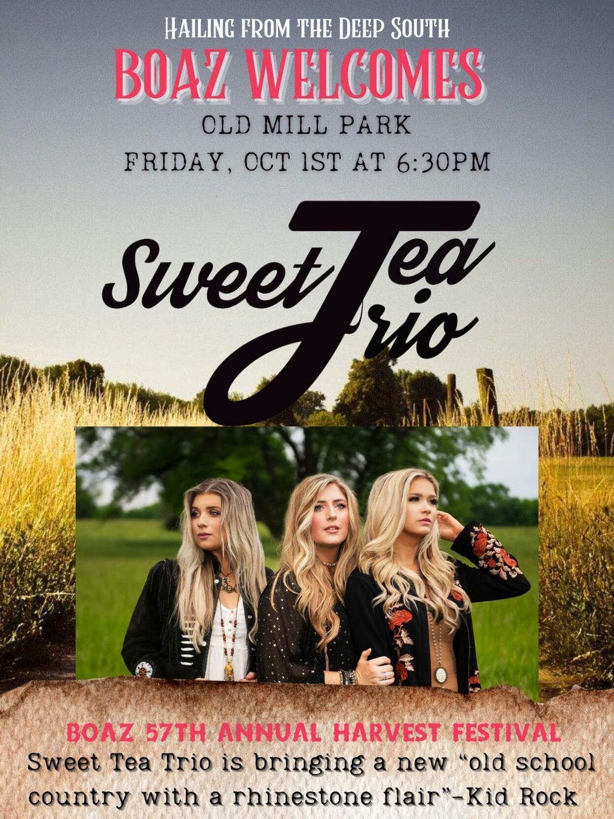 (GRASS DESIGN) sweet tea trio