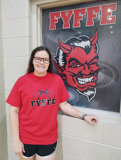 Powell to coach Lady Red Devils