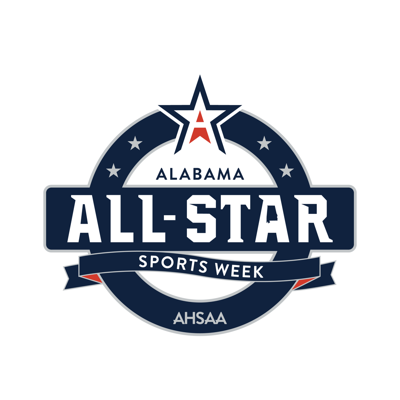 AHSAA All-Star Week Logo