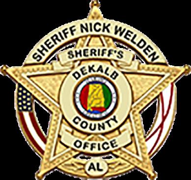 DeKalb County Sheriff's Office badge
