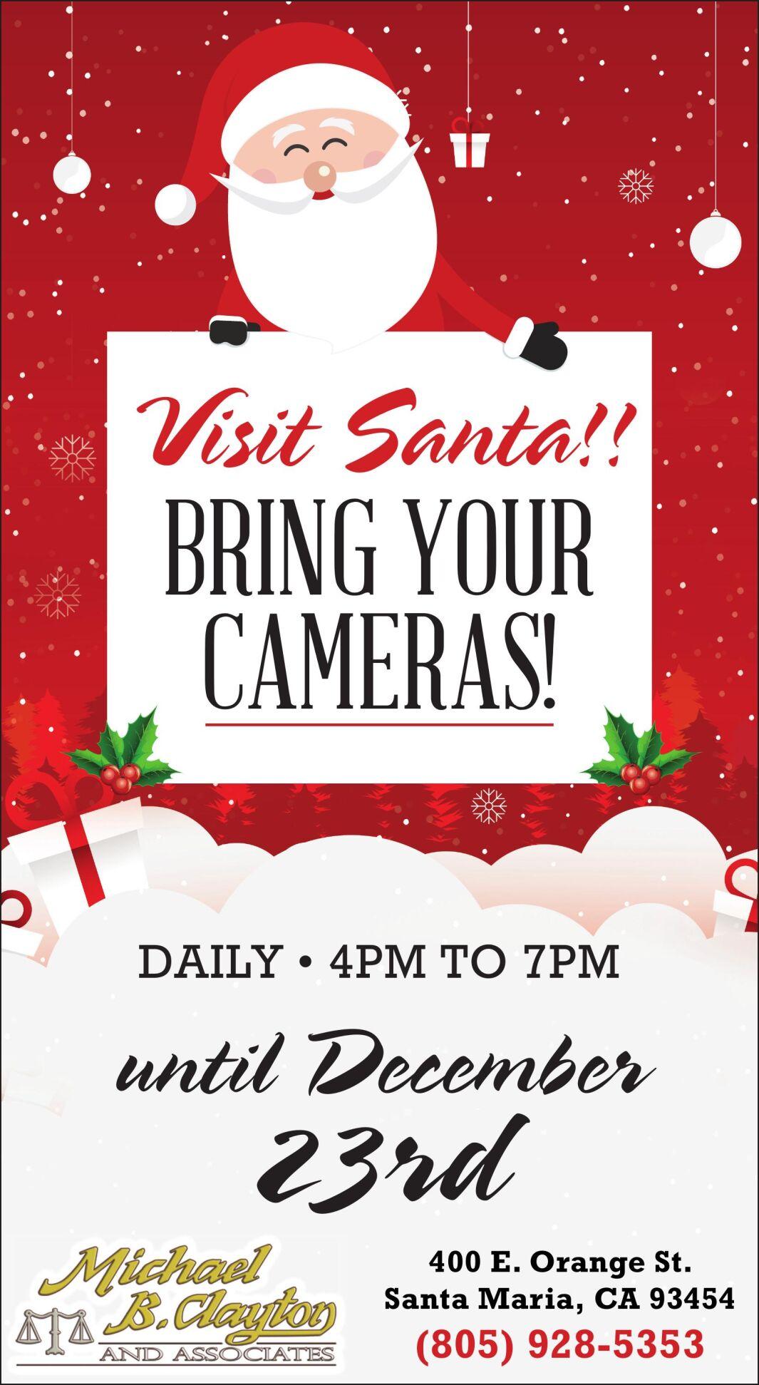 Visit Santa!!