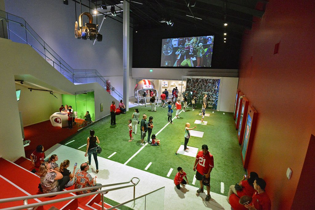 GALLERY: Tour of San Francisco 49ers Museum | Football ...