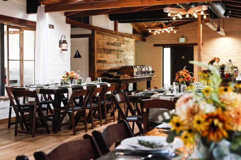 K'Syrah dining room