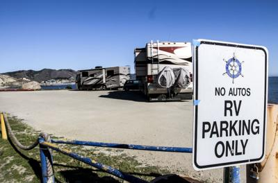 Campground Plans Moving Forward Layout For Site Above Avila Beach Drive Submitted To Slo County