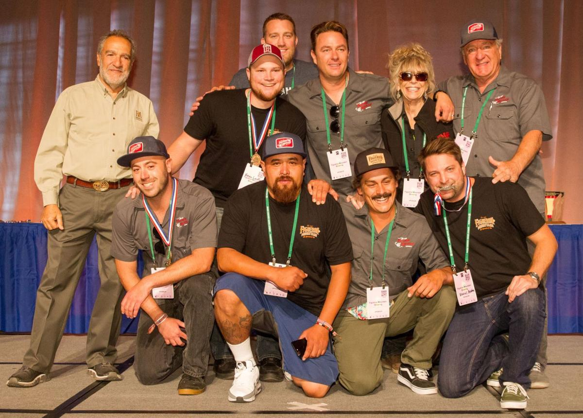 Figueroa Mountain Brewing Co. team