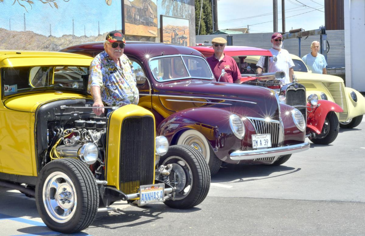Bent Axles Car Show Sat July Old Town Orcutt - Old town car show 2018