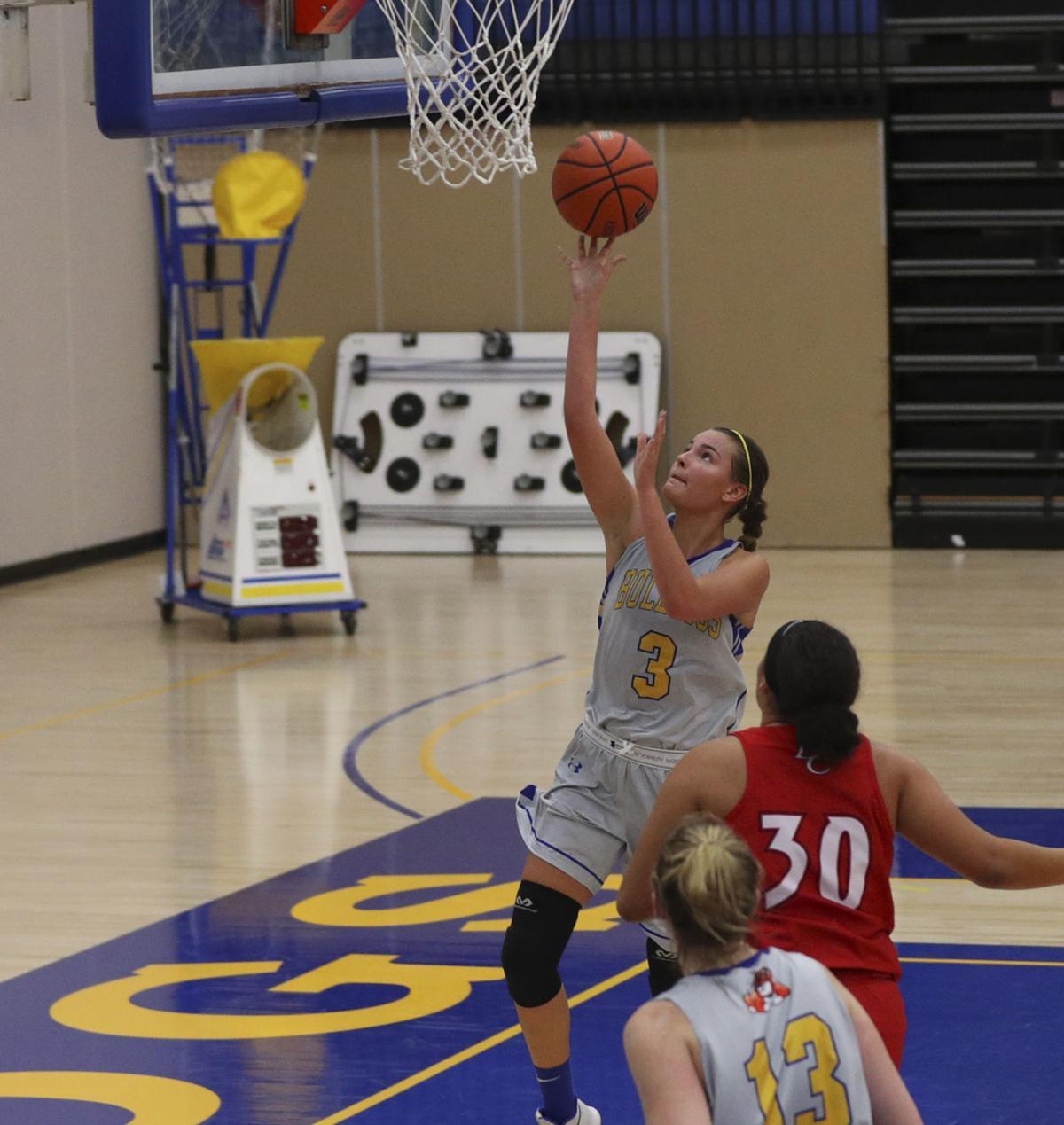 Allan Hancock vs Bakersfield College Womens Basketball