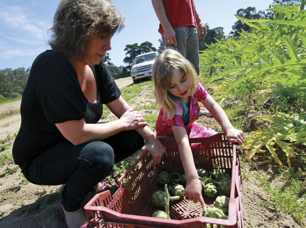 Bridging a gap between farmers market and the dinner table
