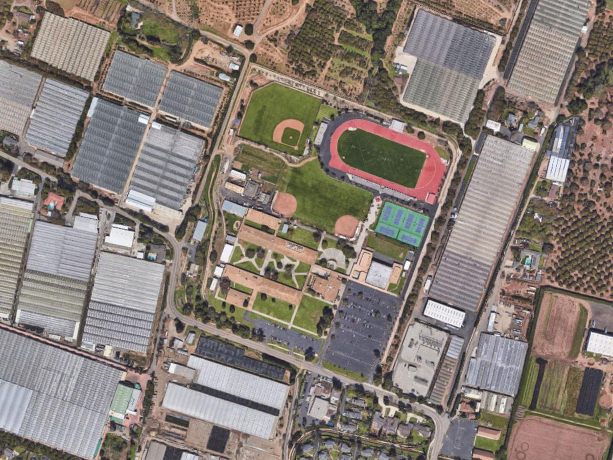 Carpinteria High and greenhouses.jpg