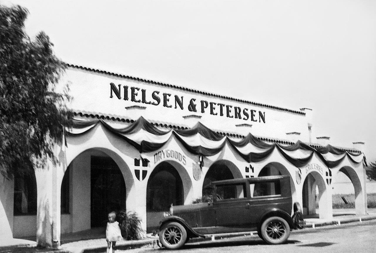 Judith Dale: 1920s Solvang - Becoming Danish Capital of America