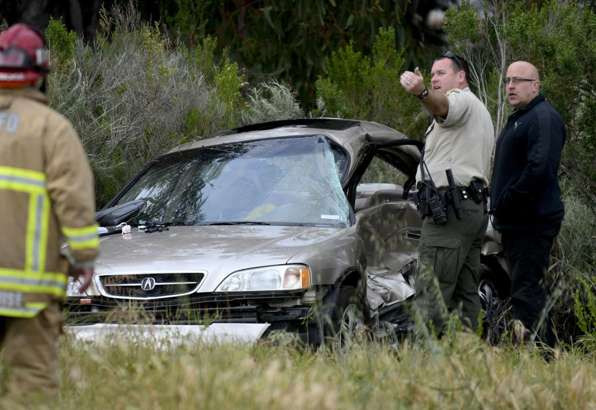 One Dead After Crash At Union Valley Parkway And California