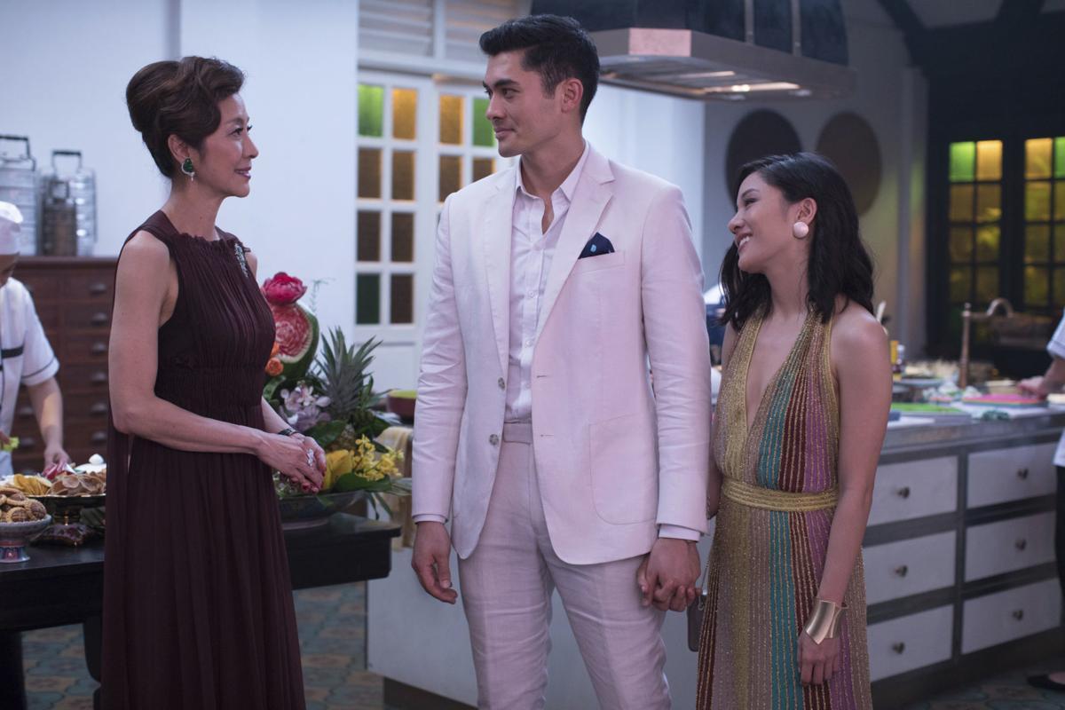 Film Review Crazy Rich Asians