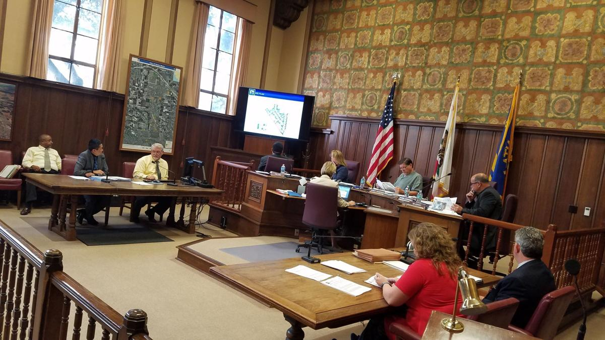 June 7 Planning Commission