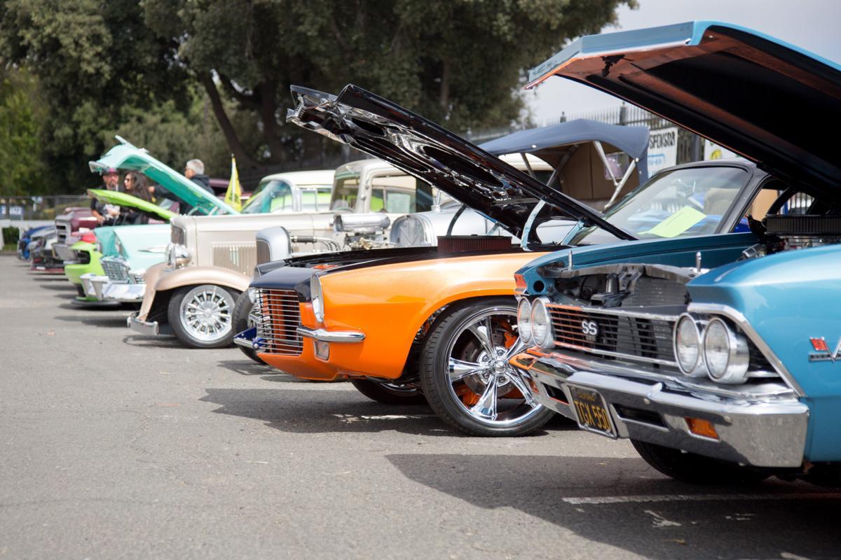 15th Annual Cruzin For Life Car Show Parks At Santa Maria Fairpark