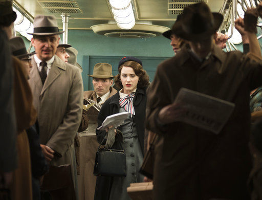 'Marvelous Mrs. Maisel' portrays a marvelously funny woman -- 1