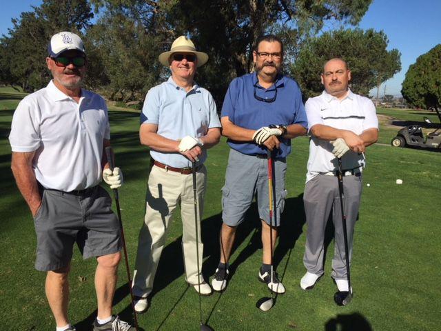 VTC Henry M. Grennan Memorial Golf Tournament 10.27.17
