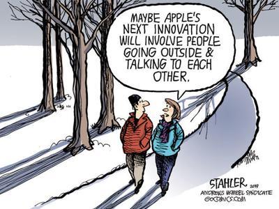 Cartoon: Apple's next innovation?