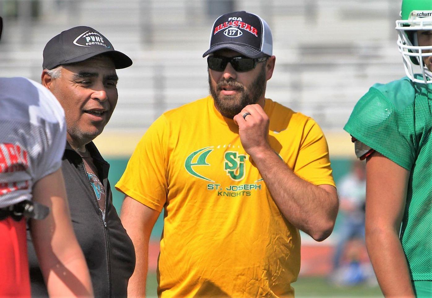 Football: Dustin Davis returns to Central Coast, taking over defensive coordinator position at Lompoc High