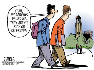 Cartoon: Failed parents