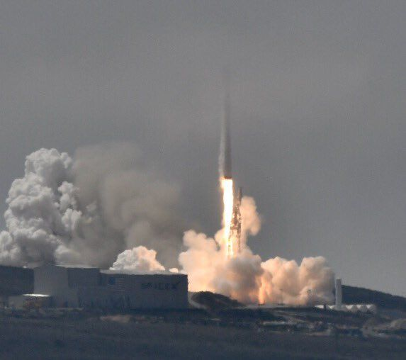 Far out! Space X successfully launches another rocket- and lands it!