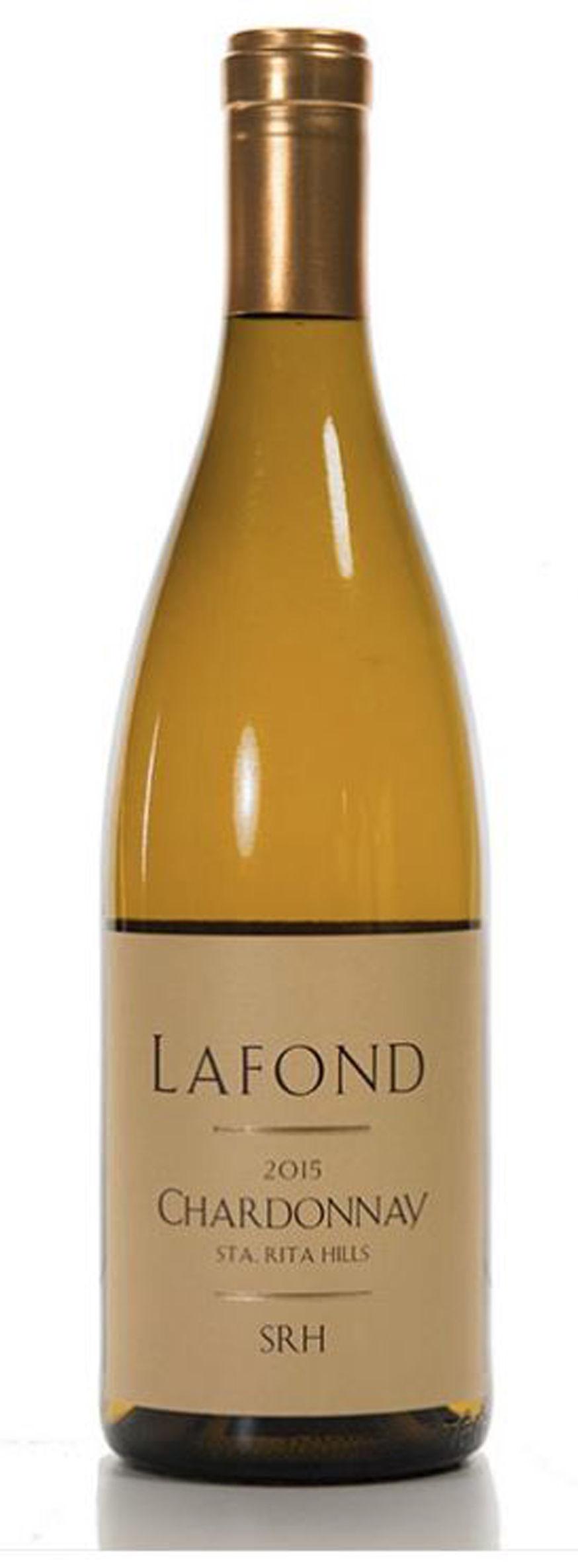 Lafond's 2015 Sta. Rita Hills Chardonnay
