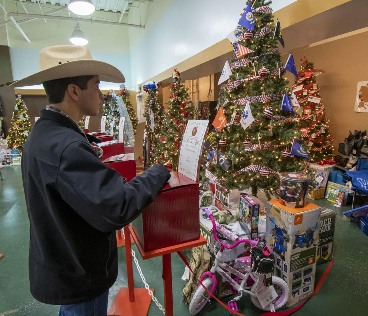 Local Christmas Trees: Altrusa Trees Spread Holiday Cheer, Gifts For Good Causes