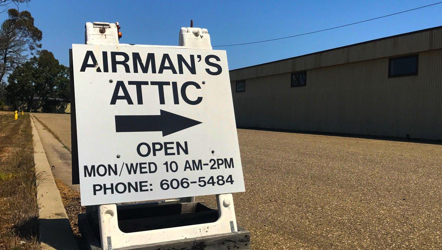Airmanu0027s Attic & Food pantry added to Airmanu0027s Attic | Vandenberg Air Force Base ...