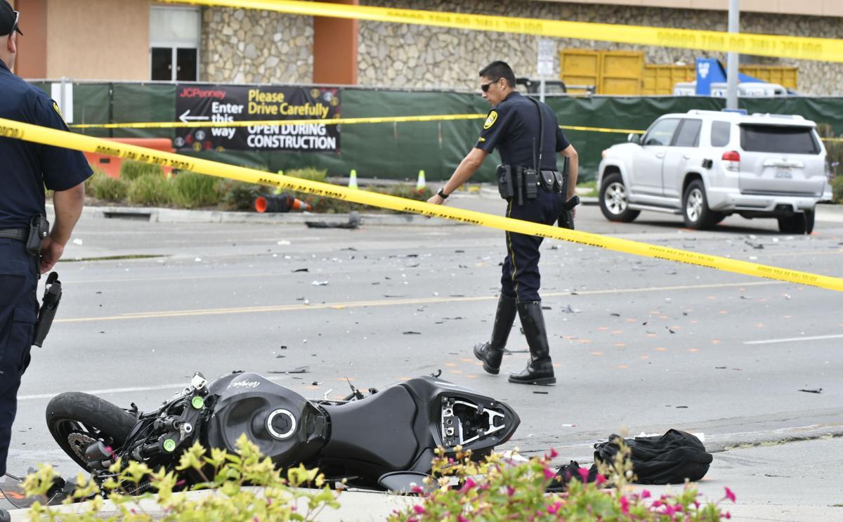 091317 Motorcycle SUV crash 02.jpg