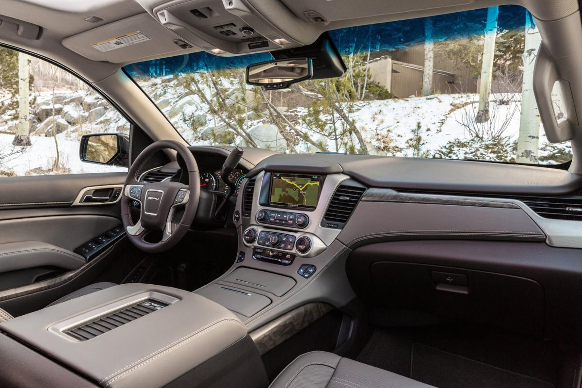 Auto Review Yukon Xl Denali Gets Some Upgrades For 2019