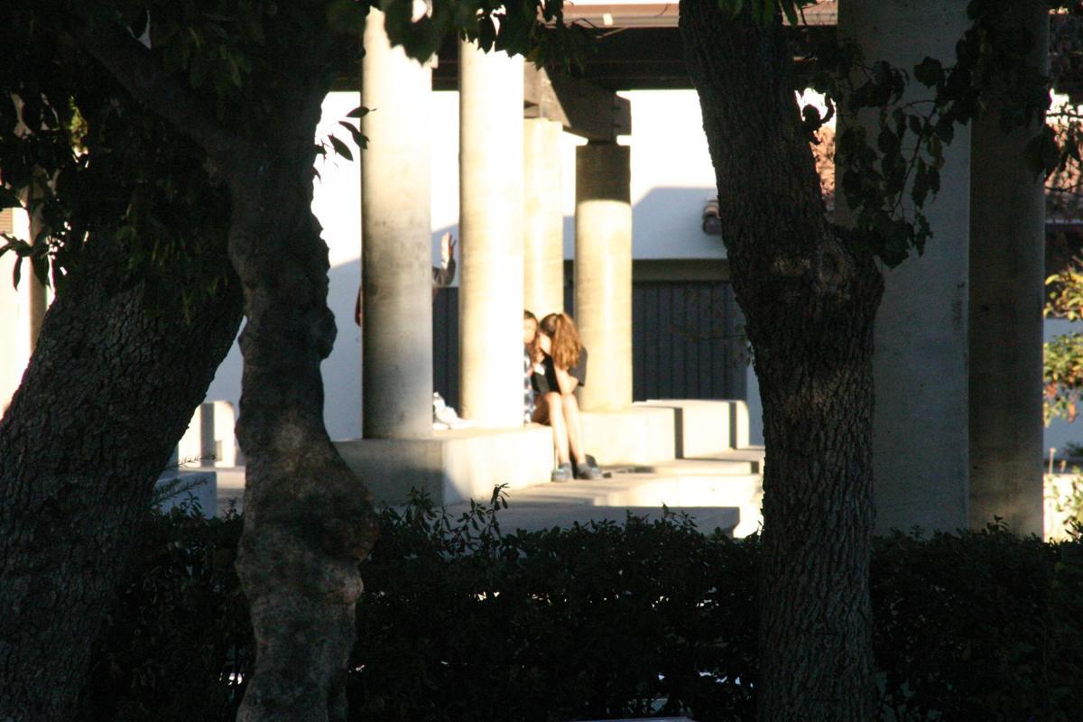 Santa Ynez Valley Union High School after classes