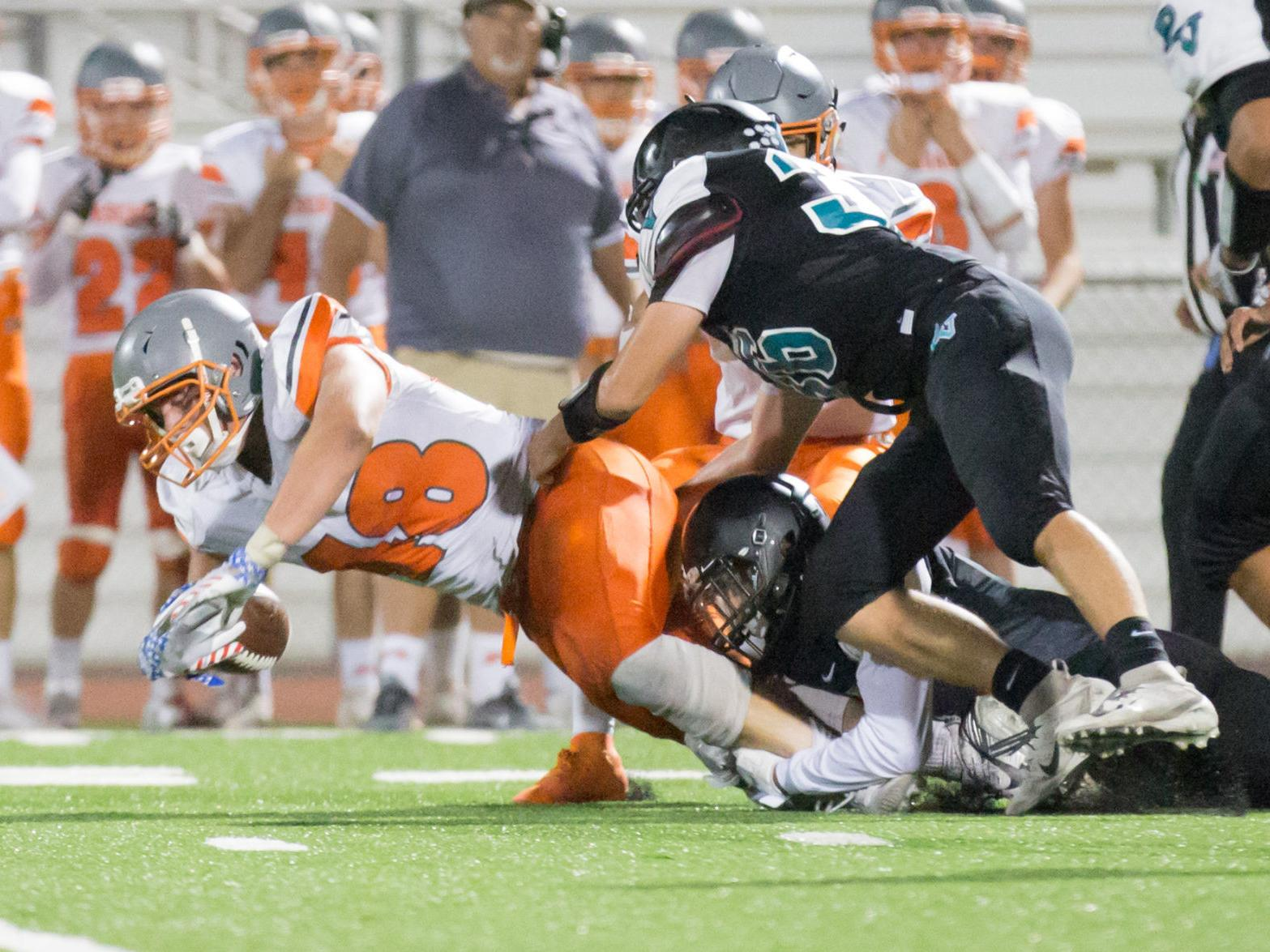 On The 805 Recruiting Trail Atascadero S Seth Robasciotti Motivated By Past San Luis Obispo County Stars Playing College Football Football Santamariatimes Com