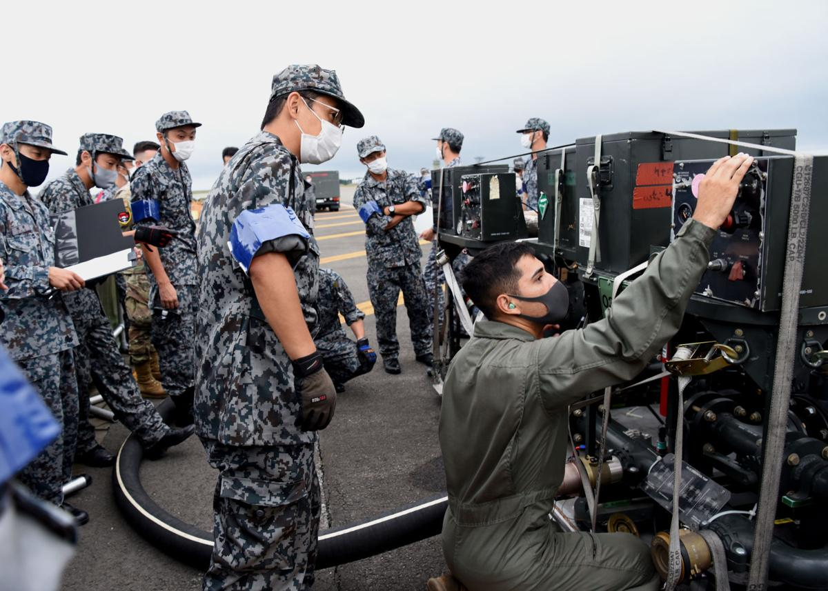 USAF & JASDF strengthen Agile Combat Employment capabilities