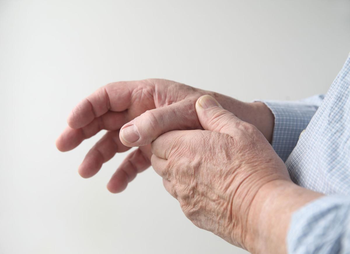 LIFE HEALTH-THUMB-ARTHRITIS MYO