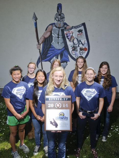 Second-place Spartans